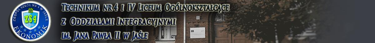 Ekonomik Jasło, ZS nr 4 w Jaśle